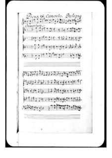 Canente: prólogo by Pascal Collasse