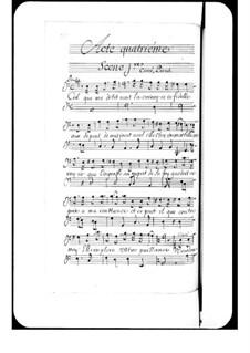 Canente: Ato VI by Pascal Collasse