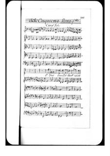 Canente: Ato V by Pascal Collasse