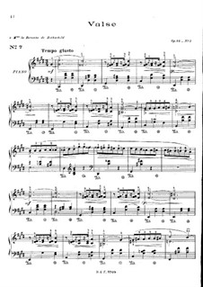No.2 in C Sharp Minor: Para Piano by Frédéric Chopin