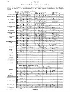 Amadis: Ato VI by Jules Massenet