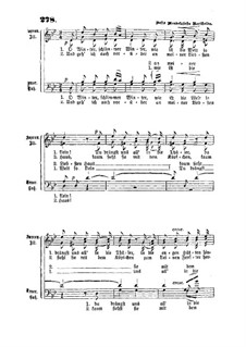 Six Songs, Op.57: No.2 Hirtenlied (Herdsman's Song) by Felix Mendelssohn-Bartholdy