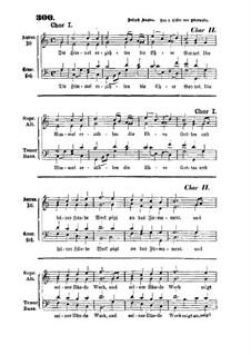 Die Himmel erzählen: Die Himmel erzählen by Joseph Haydn