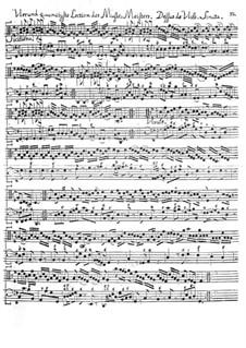 Sonata for Viola da Gamba and Basso Continuo: Sonata for Viola da Gamba and Basso Continuo by Georg Philipp Telemann