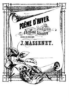Poème d'hiver: Poème d'hiver by Jules Massenet