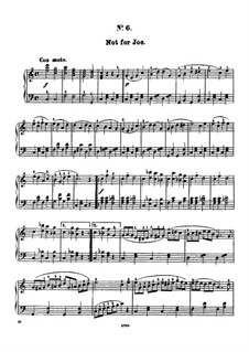 Twelve Favorite Melodies: No.6 Not for Joe by Henry Maylath