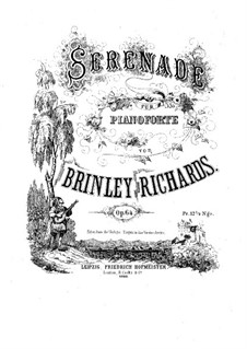 Serenade, Op.64: serenata by Brinley Richards