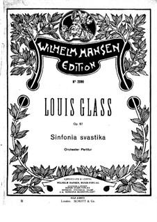 Symphony No.5, Op.57: Movimentos I, II by Louis Glass