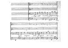 Ave coeli munus supernum: Ave coeli munus supernum by Jean-Baptiste Lully