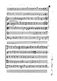 Benedictus Dominus, LWV 64/2: Benedictus Dominus by Jean-Baptiste Lully