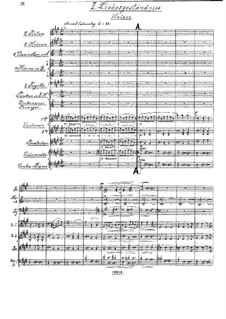 Faschingsbilder, Op.24: Movements II-IV by Jean Louis Nicodé