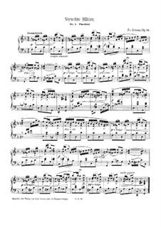 Verwehte Blätter, Op.10: Nr.2 Plauderei by Fritz Zierau