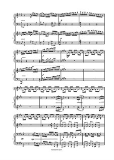 Asturia-Fantasy for Two Pianos: Asturia-Fantasy for Two Pianos by Konstantin Savin
