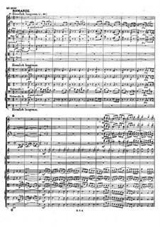 Symphony No.4 in D Minor, Op.120: movimento II by Robert Schumann