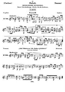 Kukuk. Musikalische Rundschau: Heft IX by Johann Kaspar Mertz