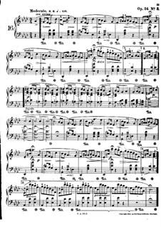 Mazurkas, Op.24: No3 em A flat maior by Frédéric Chopin