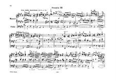 Sonatas for Organ, Op.65: Soneto No.3 by Felix Mendelssohn-Bartholdy