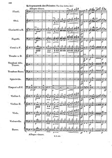Musik zu Athalia (Music to Athalie), Op.74: War March of the Priest by Felix Mendelssohn-Bartholdy