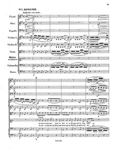 Die Heimkehr aus der Fremde (Son and Stranger), Op.89: No.1-4 by Felix Mendelssohn-Bartholdy