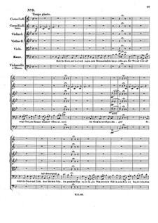 Die Heimkehr aus der Fremde (Son and Stranger), Op.89: No.9-12 by Felix Mendelssohn-Bartholdy