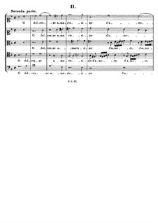 Italian Madrigals, Op.1: No.2 O dolcezze amarissime, SWV 002 by Heinrich Schütz