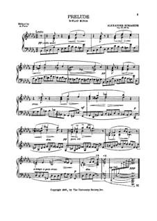 Seven Preludes, Op.17: Introdução No.4 by Alexander Scriabin