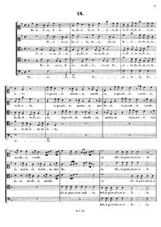 Italian Madrigals, Op.1: No.9 Feritevi, ferite, SWV 009 by Heinrich Schütz