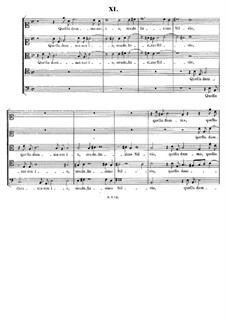 Italian Madrigals, Op.1: No.11 Quella damma son io, SWV 011 by Heinrich Schütz
