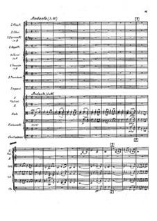 Symphony No.2 in G Minor, Op.34: movimento II by Wilhelm Stenhammar