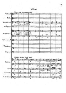 Symphony No.2 in G Minor, Op.34: movimento III by Wilhelm Stenhammar