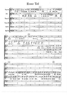 Psalm 37 'Erzürne dich nicht': Psalm 37 'Erzürne dich nicht' by Thomas Stoltzer