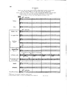 Opera: Act II, tableau III by Jules Massenet
