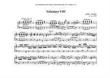 Ten Voluntaries for Organ (or Harpsichord), Op.7: Voluntary No.8 in A Minor by John Stanley