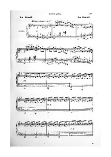 Paul et Virginie: Acts II-III. Arrangement for soloists, choir and piano by Victor Massé
