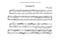 Ten Voluntaries for Organ (or Harpsichord), Op.5: Voluntary No.4 in E Minor by John Stanley