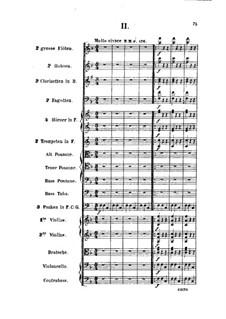 Symphony in F Major, Op.23: Movements II, III by Philipp Rüfer