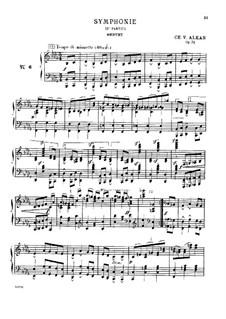 Douze études dans tous les tons mineurs (Twelve Etudes in All the Minor Keys), Op.39: Estudo No.6 by Charles-Valentin Alkan