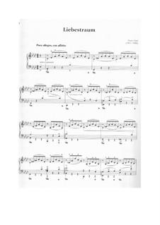 Nocturne No.3: Para Piano by Franz Liszt