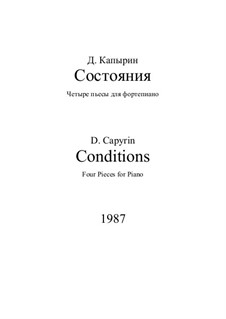 Conditions: Conditions by Dmitri Capyrin