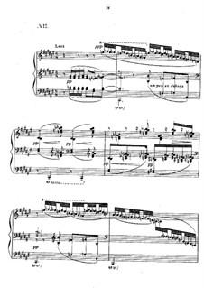 Preludes, L.123: No.7 La terrasse des audiences du clair de lune  by Claude Debussy