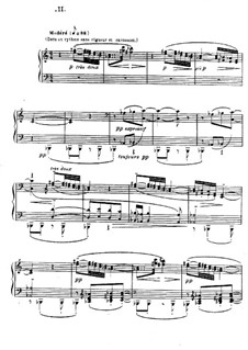 No.2 Voiles: Para Piano by Claude Debussy