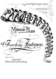 Paa Hurtigpresse: Paa Hurtigpresse by Joachim Andersen
