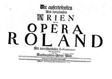 Orlando generoso. Selected Arias: Orlando generoso. Selected Arias by Agostino Steffani