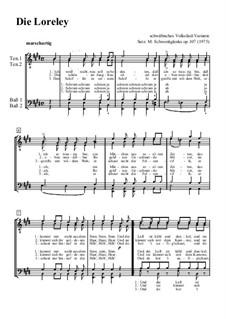 Loreley, Op.107: Loreley by Manfred Schwenkglenks