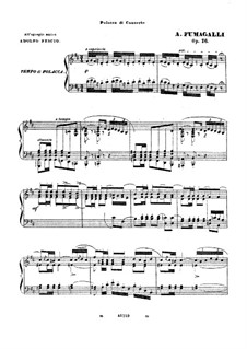 Concert Polonaise in B Minor, Op.76: Concert Polonaise in B Minor by Adolfo Fumagalli