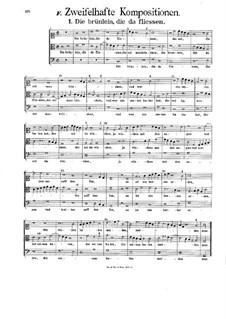 Secular Works: Instrumental Works by Heinrich Isaac