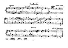Short Pieces for Piano: Short Pieces for Piano by Johann Jacob Froberger, Johann Kuhnau, Johann Pachelbel, Johann Caspar Ferdinand Fischer, Georg Böhm