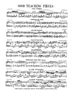 Prelude and Fugue in A Flat Major, Op.25: Para Piano by Wesley Octavius Forsyth