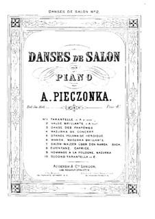 Waltz Brilliant: Waltz Brilliant by Albert Pieczonka