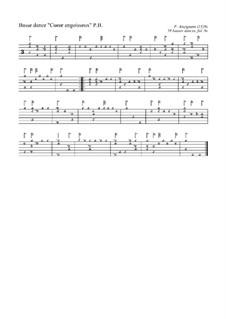 Cueur angoisseux: para um único musico (Editado por H. Bulow) by Pierre Attaingnant